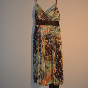 Alyn Paige  spaghetti  strap dress juniors 3/4